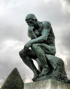Роденовский-мыслитель