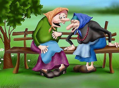 бабушки-на-лавочках